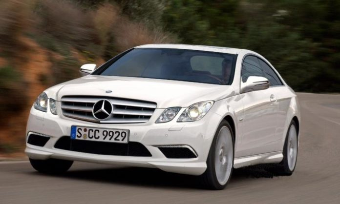 Новый Mercedes-Benz CLK