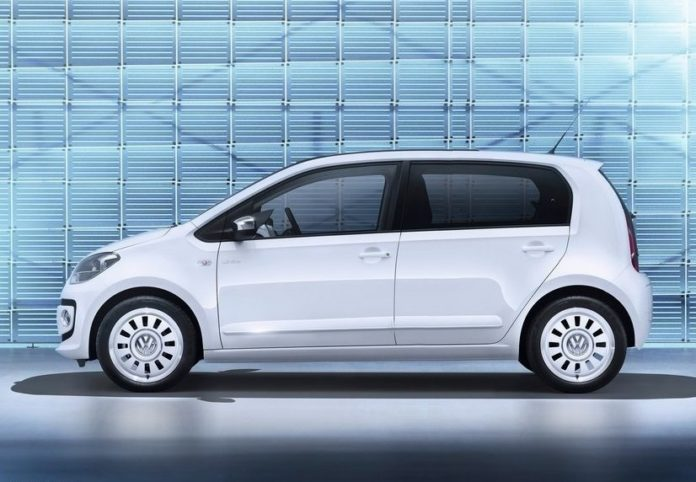 Удлиненный Volkswagen up!