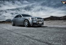 Тюнинг Rolls-Royce Ghost